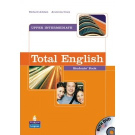 Total English Upper-Intermediate Student's Book + DVD
