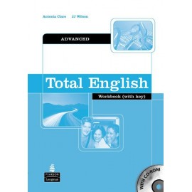 Total English Advanced Workbook with Key + CD-ROM