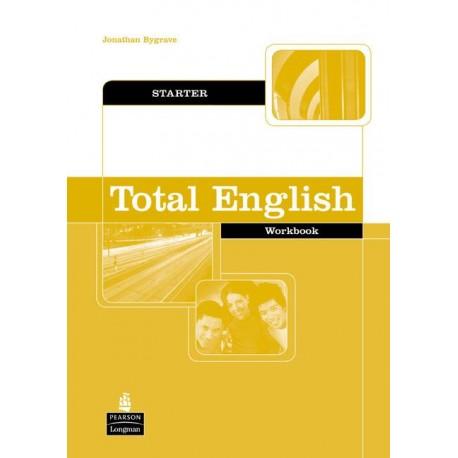 Total English Starter Workbook without Key Longman 9781405828291