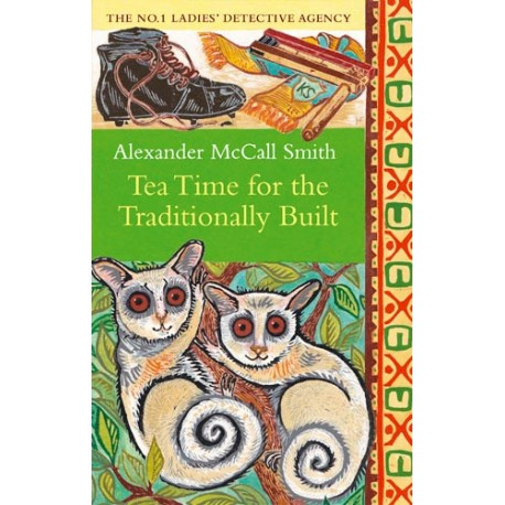 Tea Time for the Traditionaly Built Little Brown Book Group 9780349119977