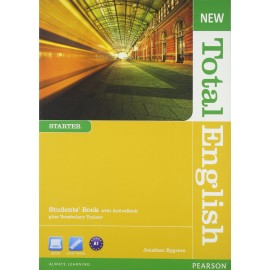 New Total English Starter Student's Book with Active Book CD-ROM