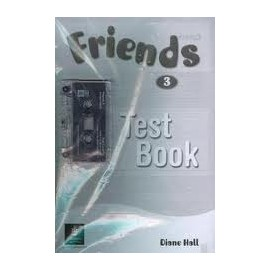 Friends 3 Test Book and Cassette Pack