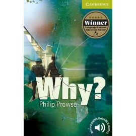 Cambridge Readers: Why? + audio download