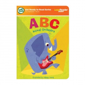 LeapFrog Get Ready to Read Series ABC Animal Orchestra Tag Junior Reader