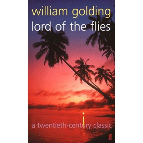 Lord of the Flies Faber & Faber 9780571200535