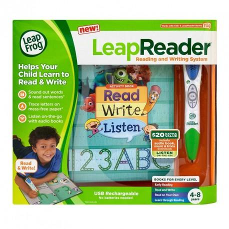 LeapFrog LeapReader Reading and Writing System Green LeapFrog 0708431213012