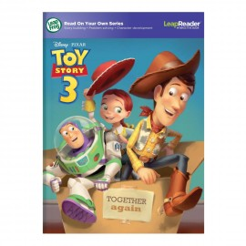 LeapFrog Read on Your Own Series Toy Story 3 - Together Again LeapReader Book
