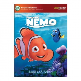 LeapFrog Early Reading Series Finding Nemo - Lost and Found LeapReader Book