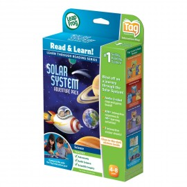 LeapFrog Learn through Reading Series Solar System Adventure LeapReader Pack