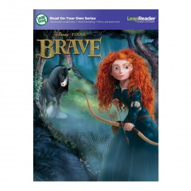 LeapFrog Read on Your Own Series Brave LeapReader Book