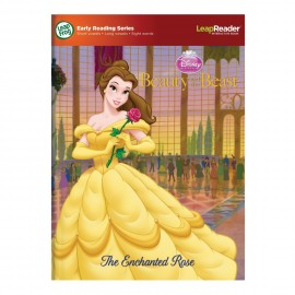 LeapFrog Early Reading Series Disney Princess Beaty and the Beast - The Enchanted Rose LeapReader Book