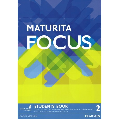 Maturita Focus 2 Pre-Intermediate Student's Book with Word Store Pearson 9781292130118
