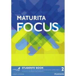 Maturita Focus 2 Pre-Intermediate Student's Book with Word Store