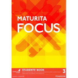 Maturita Focus 3 Student's Book with Word Store