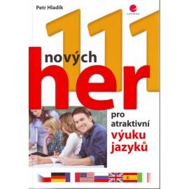 111 nových her pro atraktivní výuku jazyků
