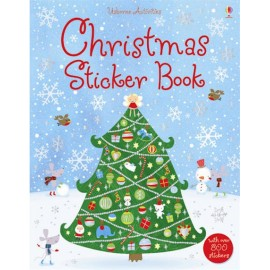 Usborne Christmas Stickerbook