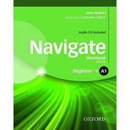 Navigate Beginner Workbook with Key + Audio CD