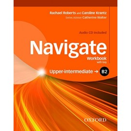 Navigate Upper-Intermediate Workbook with Key + Audio CD