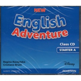 New English Adventure Starter A Class Audio CD