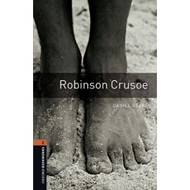 Oxford Bookworms: Robinson Crusoe + MP3 audio download