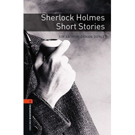 Oxford Bookworms: Sherlock Holmes Short Stories + MP3 audio download