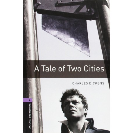 Oxford Bookworms: A Tale of Two Cities + MP3 audo download Oxford University Press 9780194621137