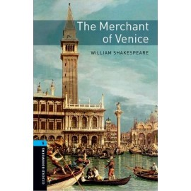 Oxford Bookworms: The Merchant of Venice + MP3 audio download