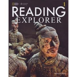 Reading Explorer 1 2nd Edition Student's Book + Online Workbook