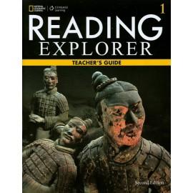 Reading Explorer 1 2nd Edition Teacher's Guide