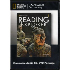 Reading Explorer 1 2nd Edition Audio CD & DVD Package