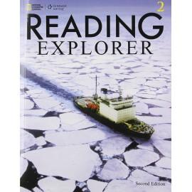 Reading Explorer 2 2nd Edition Student's Book + Online Workbook