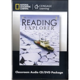 Reading Explorer 2 2nd Edition Audio CD & DVD Package