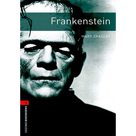 Oxford Bookworms: Frankenstein + MP3 audio download Oxford University Press 9780194620970