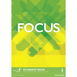 Focus 1 Elementary Student's Book