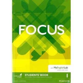 Focus 1 Elementary Student's Book with MyEnglishLab