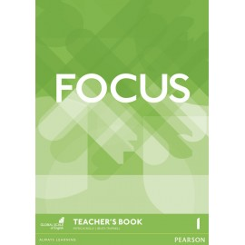 Focus 1 Elementary Teacher's Book