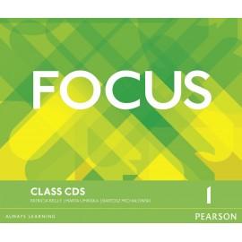 Focus 1 Elementary Class CDs