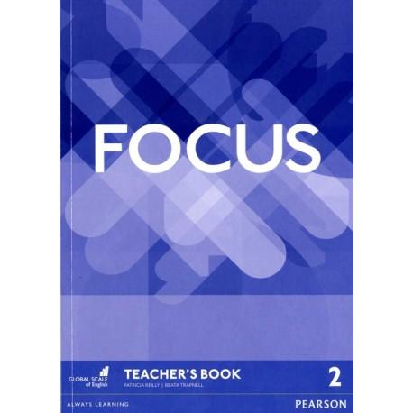 Maturita Focus 2 Pre-Intermediate Teacher's Book Pearson 9781292110066