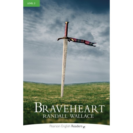 Pearson English Readers: Braveheart Pearson 9781405881777