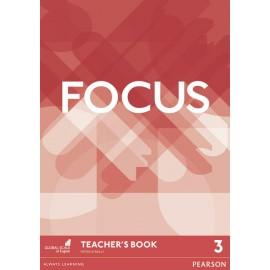 Focus 3 Intermediate Teacher's Book
