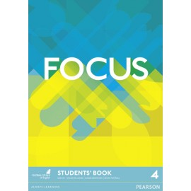 Focus 4 Upper-Intermediate Student's Book