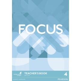Focus 4 Upper-Intermediate Teacher's Book