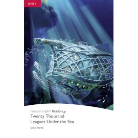 Pearson English Readers: Twenty Thousand Leagues Under the Sea