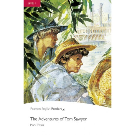 Pearson English Readers: The Adventures of Tom Sawyer Pearson 9781405842778
