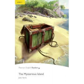 Pearson English Readers: The Mysterious Island