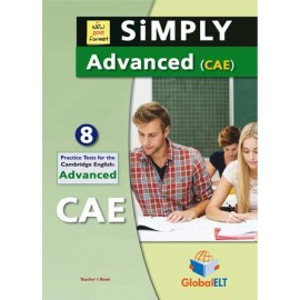 Simply Cambridge English Advanced 2015 Format 8 Practice Tests Self-Study Edition