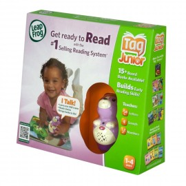 LeapFrog Get Ready to Read Tag Junior Violet Set
