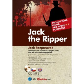 Jack the Ripper / Jack Rozparovač + MP3 Audio CD