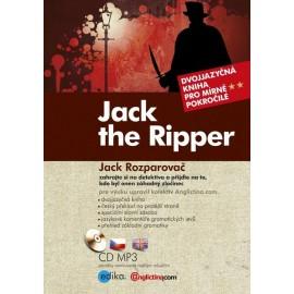 Jack the Ripper / Jack Rozparovač + MP3 Audio CD