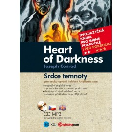 Heart of Darkness / Srdce temnoty + MP3 Audio CD
